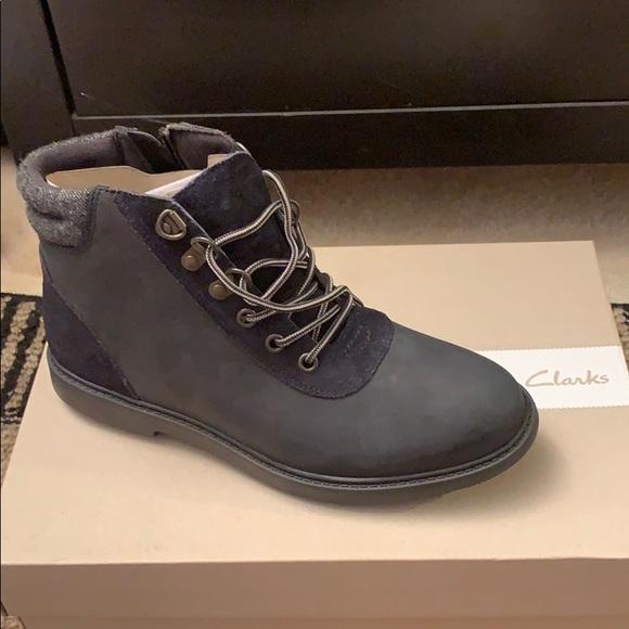 Clarks Shoes - Clark Boots